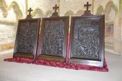 Dřevořezby kaple duben 2017 (2)